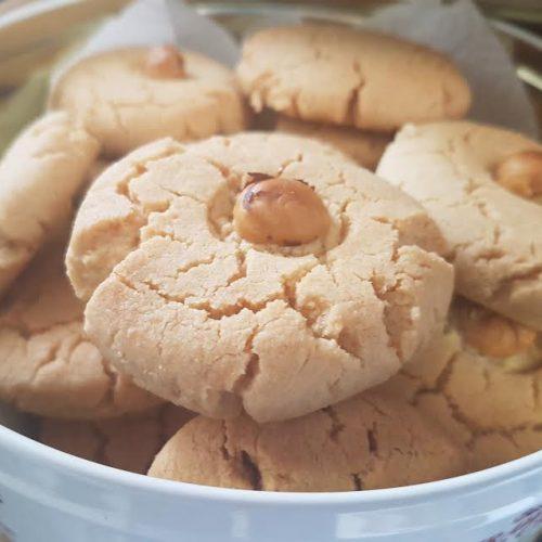 Tahini Cookies 1